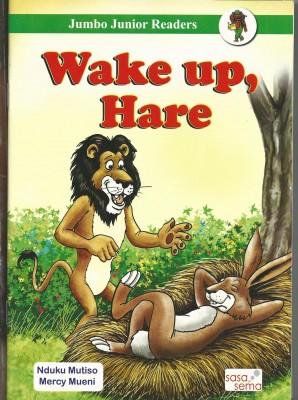 wake up hare