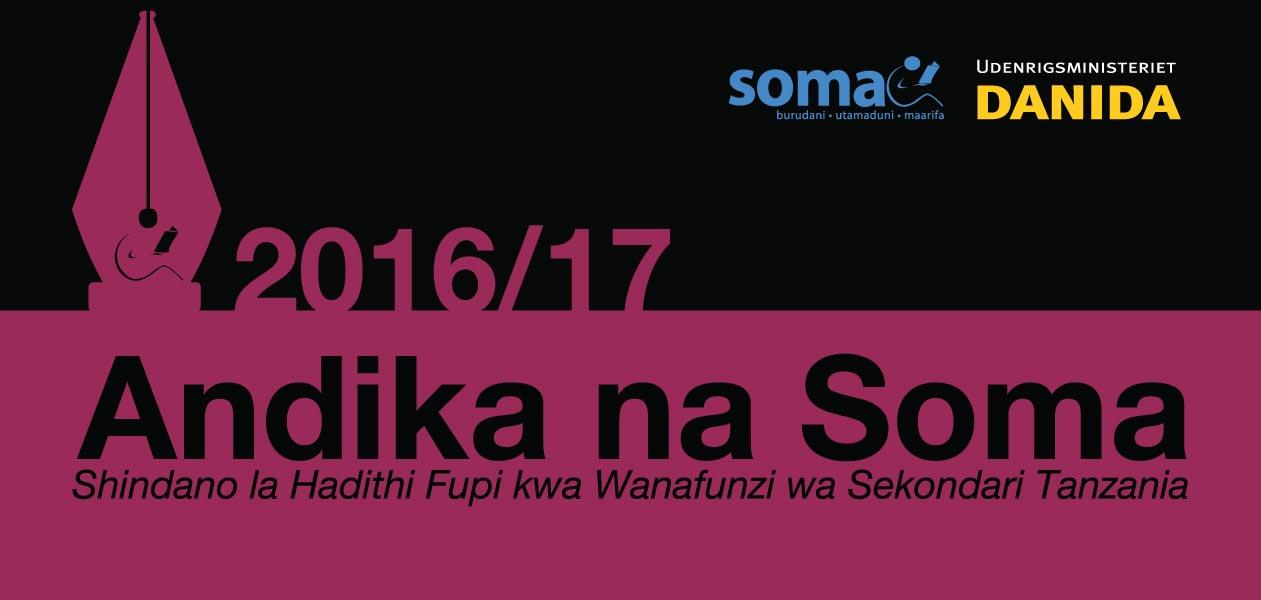 Andika Na Soma: Mzunguko wa Nne